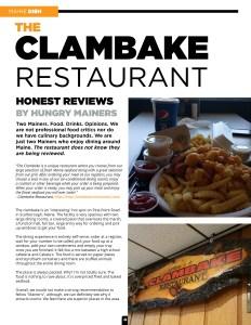 Clambake Mainers Magazine