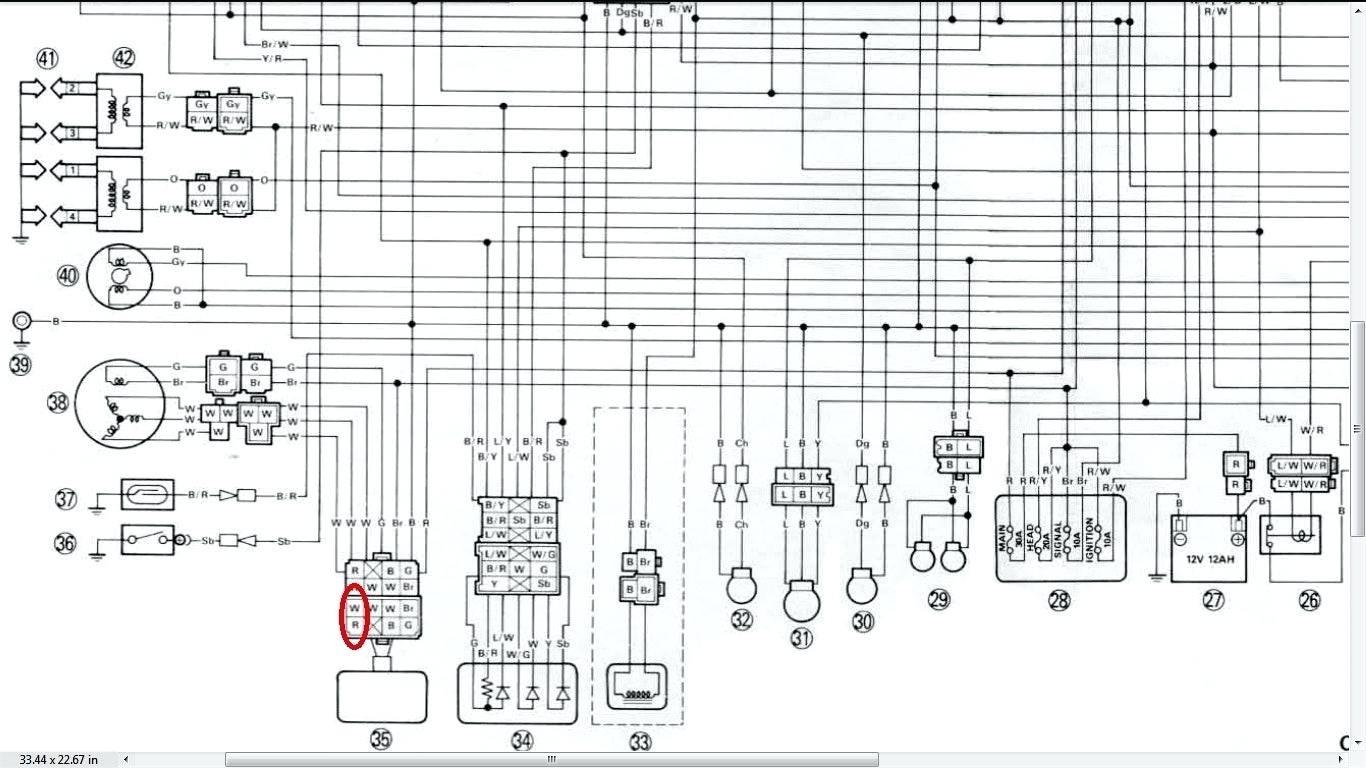 Honda Nighthawk 650 Wiring Diagram
