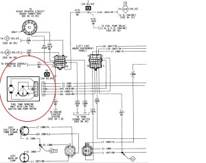 Fuel Sender Wiring Diagram  Wiring Diagram