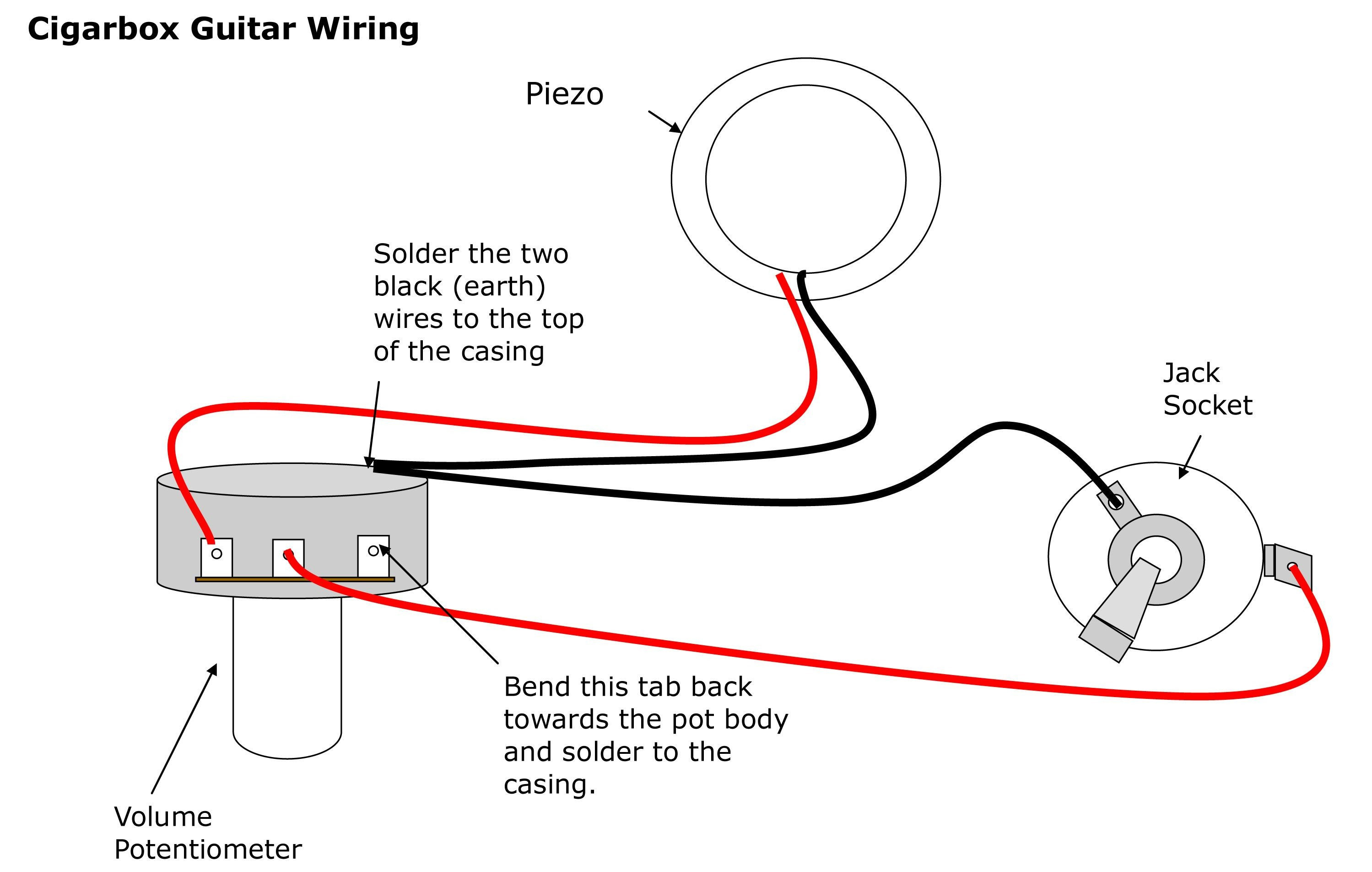 Guitar Kill Switch Wiring