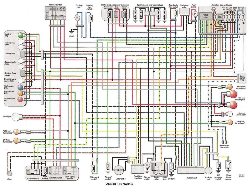 93 Zx7 Wiring Diagram Diagram Data Schema Exp