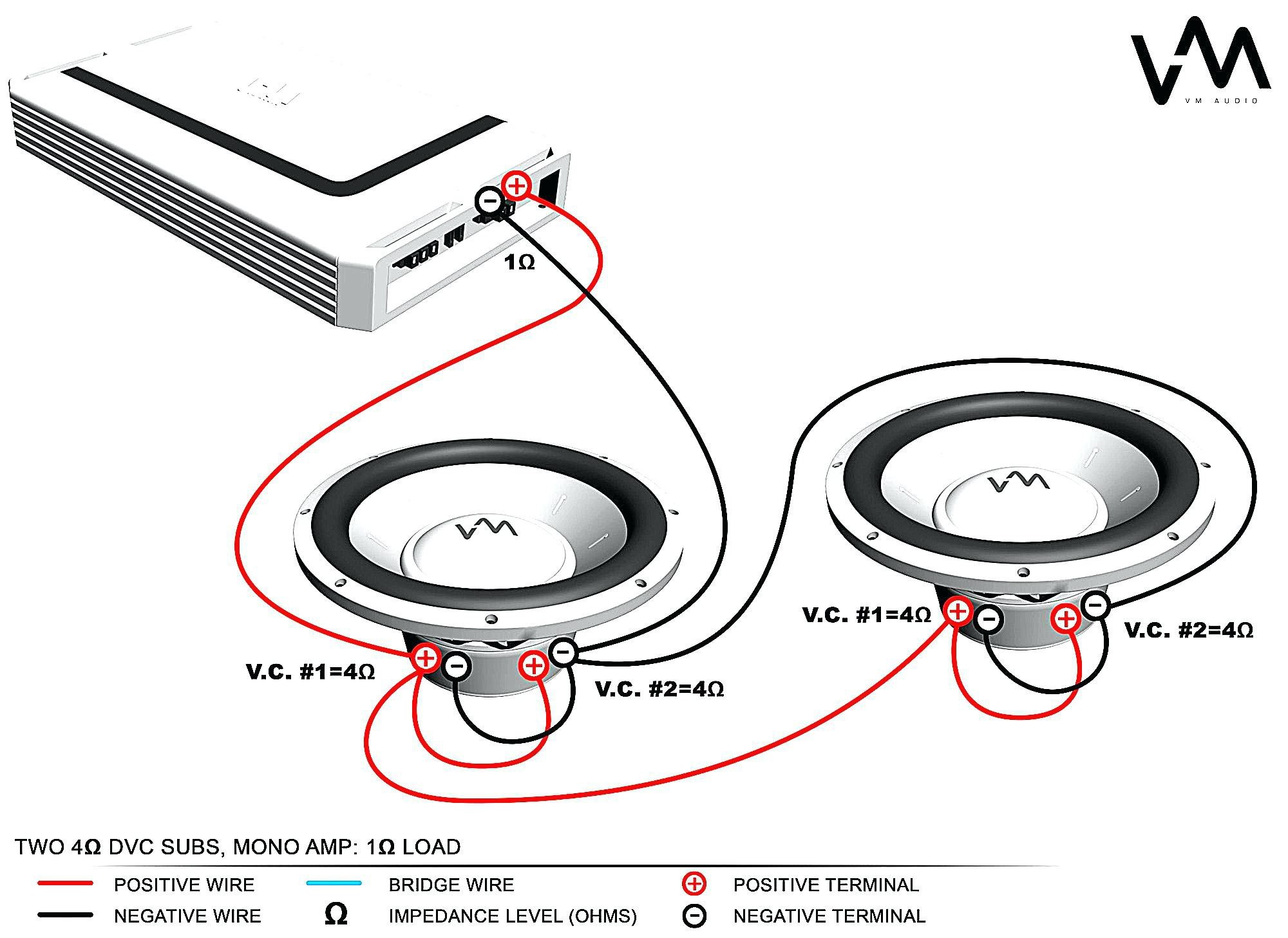 Kicker Subs Wiring Diagrams