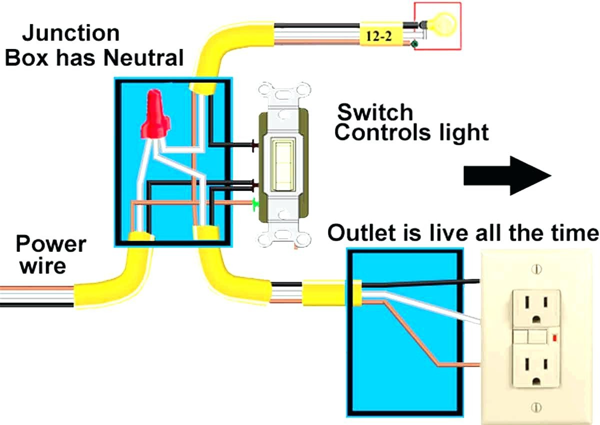 Wiring Diagram For Multiple Outlets Free Download Wiring Diagram ...