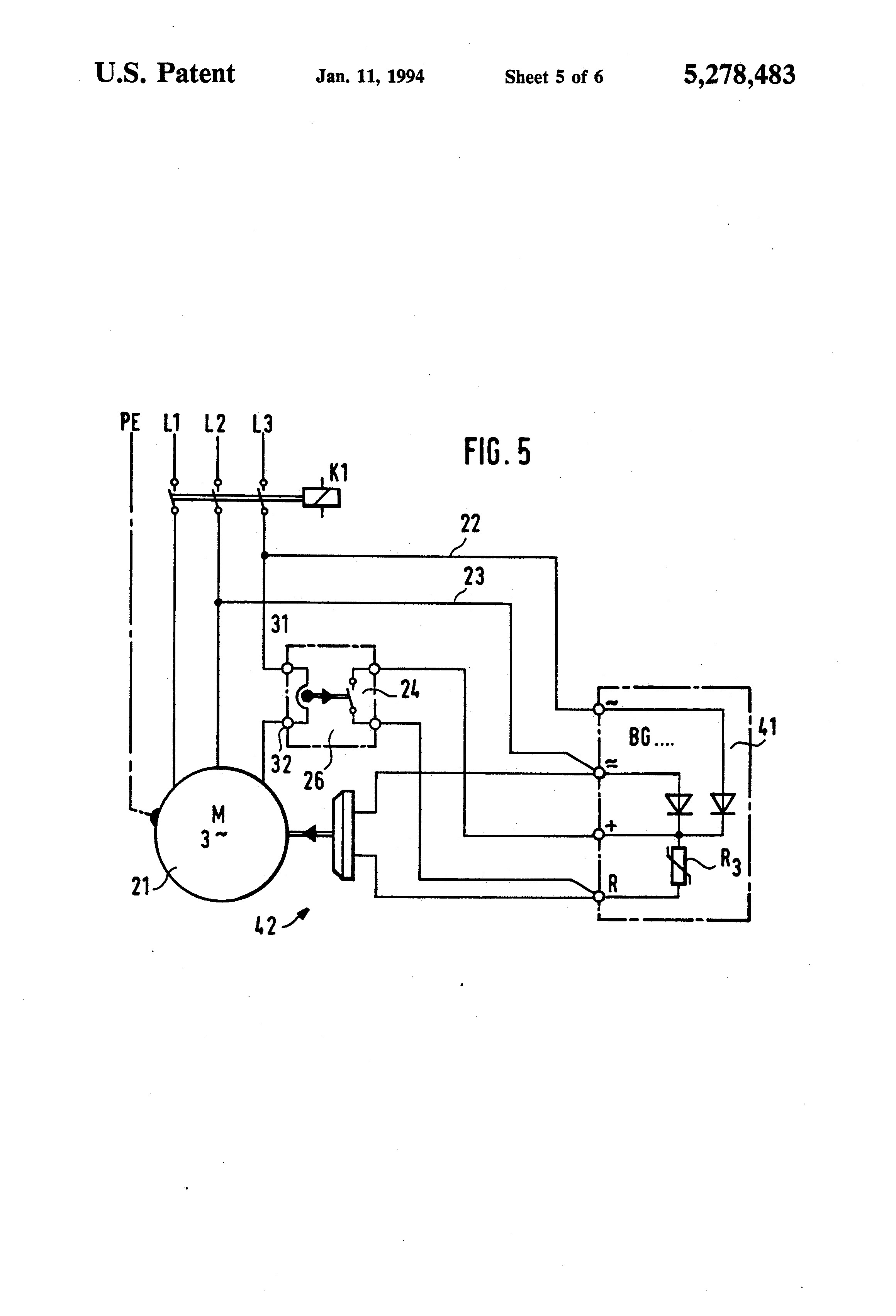 [WRG-4699] 6 Wire Rectifier Wiring Diagram