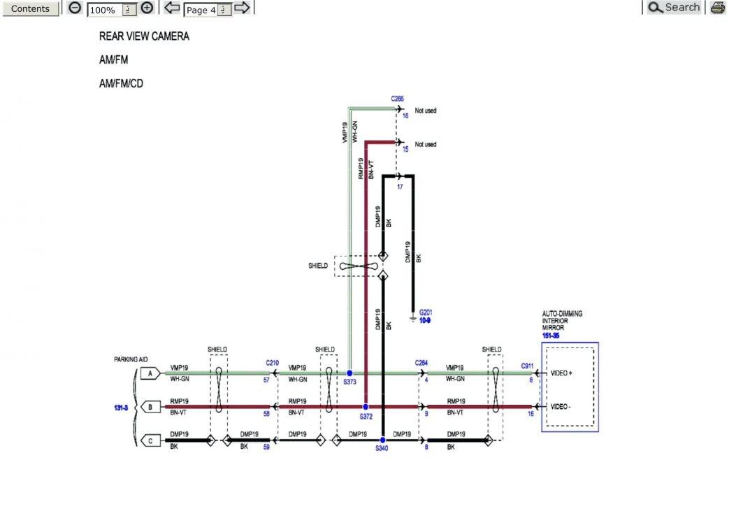 Illuminated Rocker Switch Wiring Underwater Camera Diagram