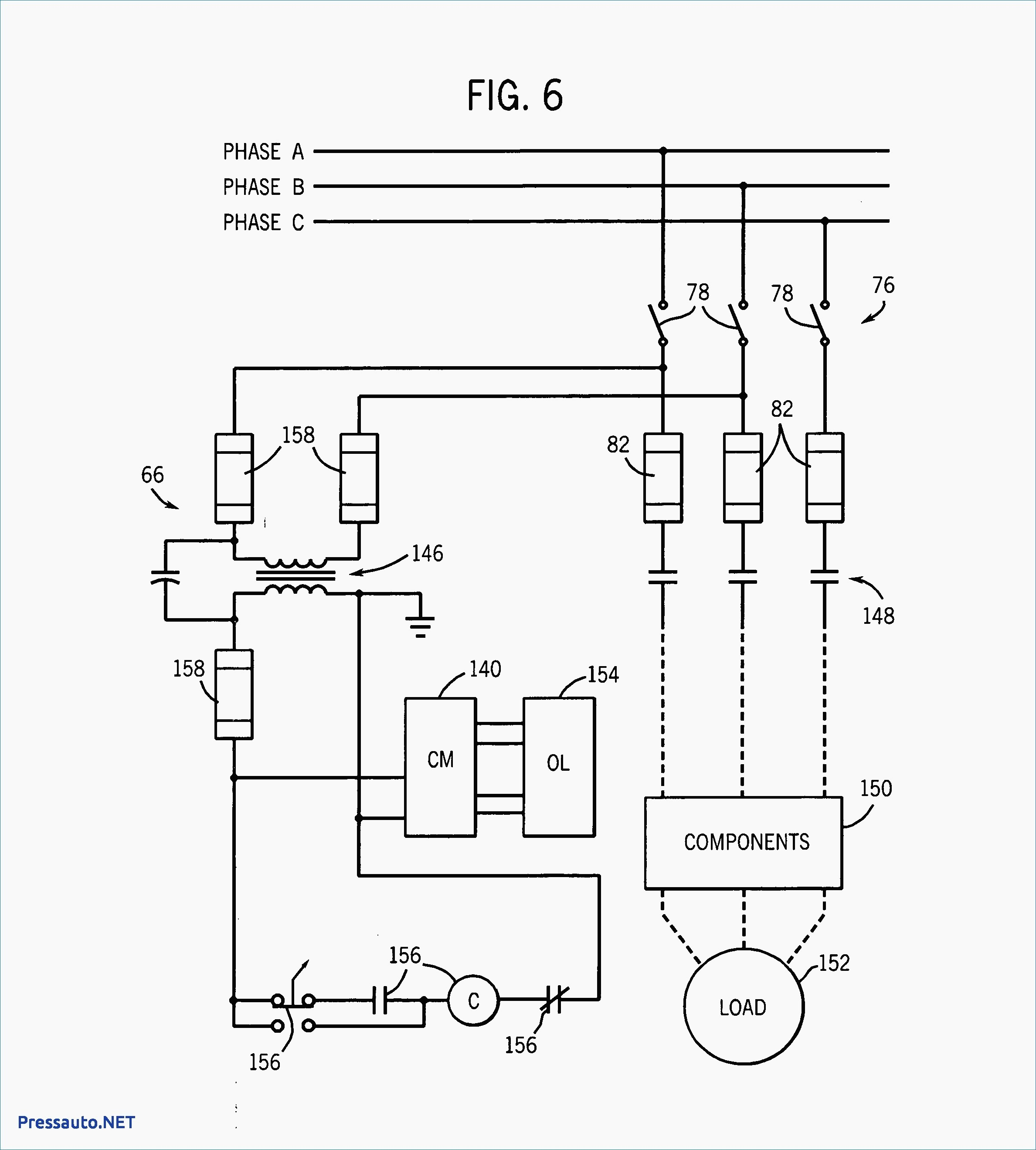 Compass Ac Motor Wiring Diagram