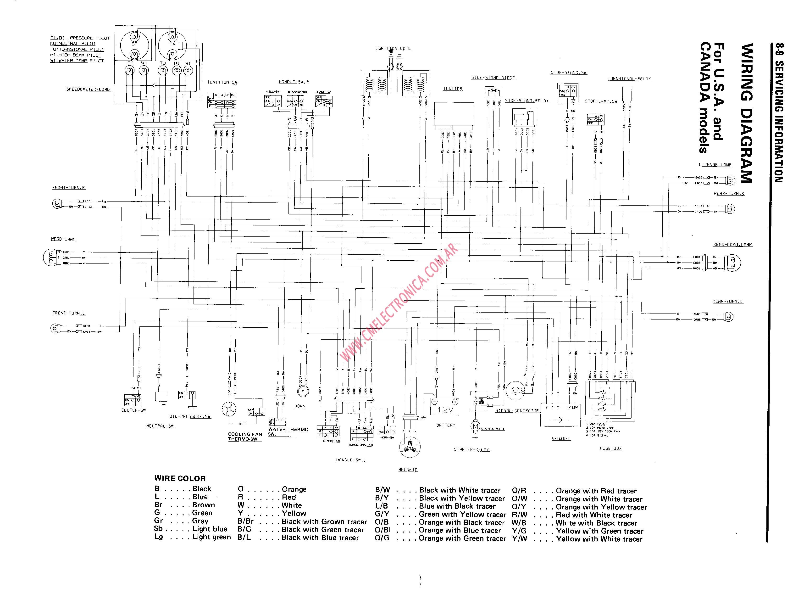 Xs1100 Wiring Diagram Free Download Wiring Diagram | Xwiaw 79 yamaha ...