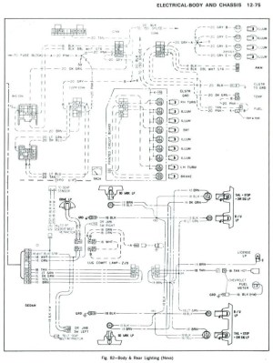 1973 Chevy Pickup Wiring Diagram | Wiring Library