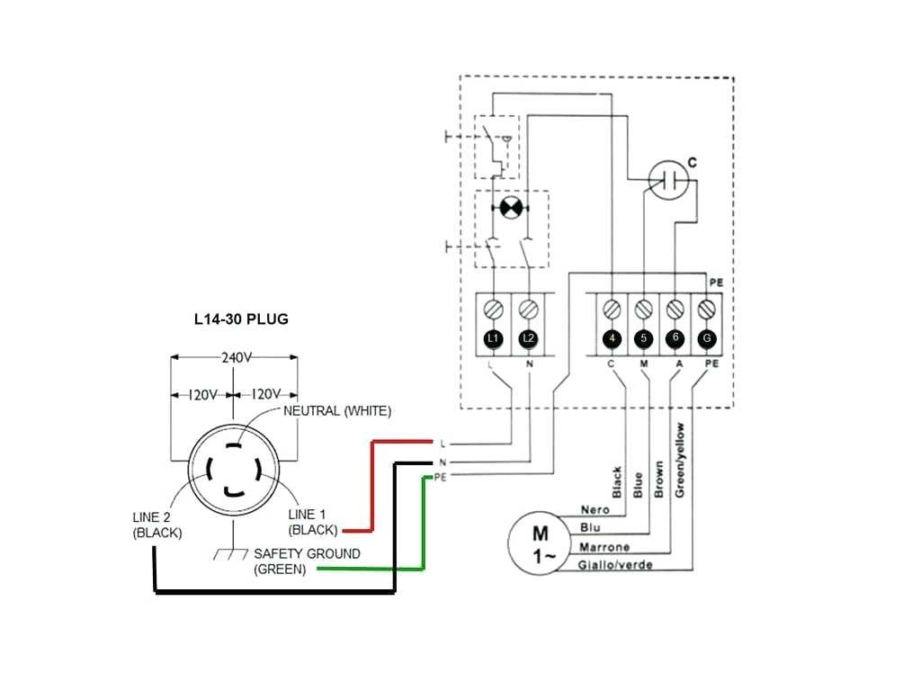 3 Phase Wiring Color Code Canada