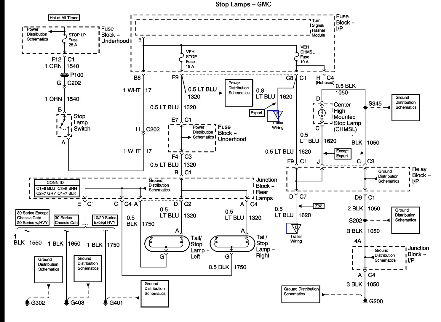 2004 chevy 2500hd wiring diagram