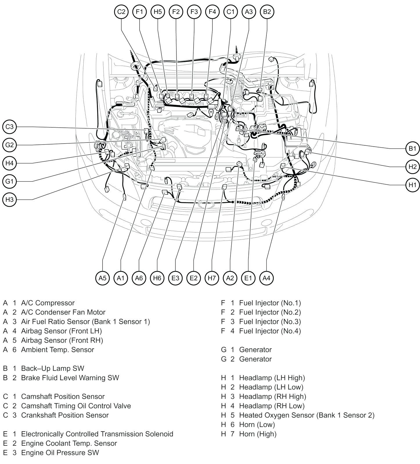 Scion Xb Headlight Wiring Diagram