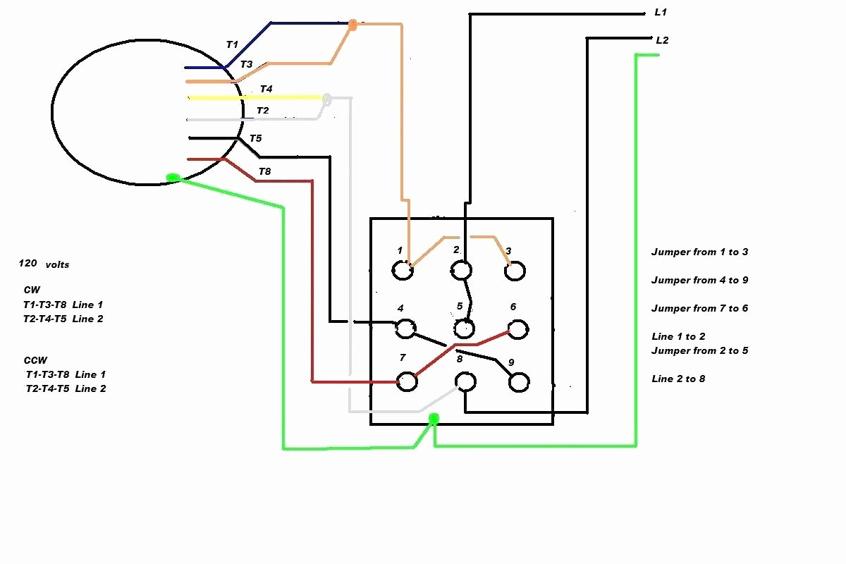 Fasco Motor Wiring Diagrams on