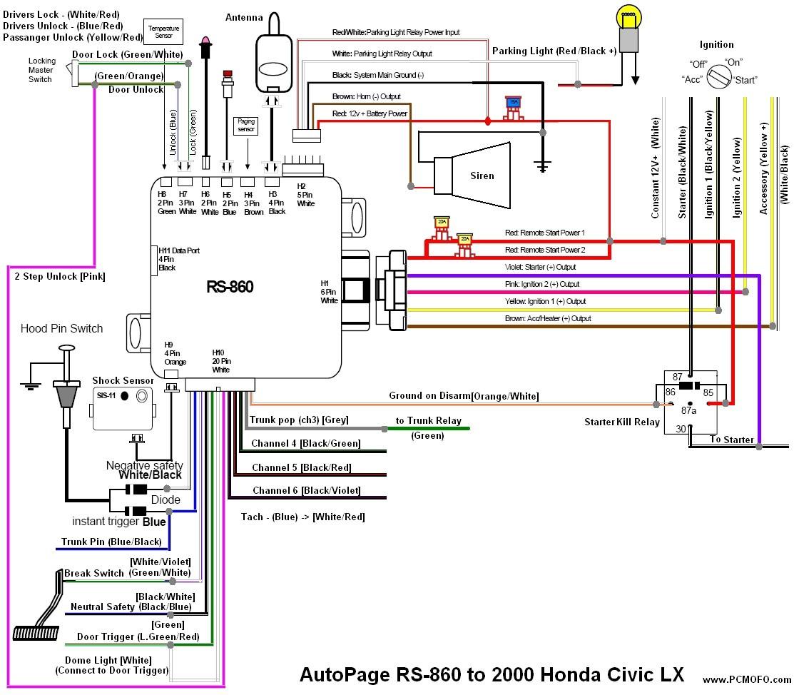 Dei Alarm Wiring Diagram Bulldog Car Alarm Wiring Diagram - Wiring ...