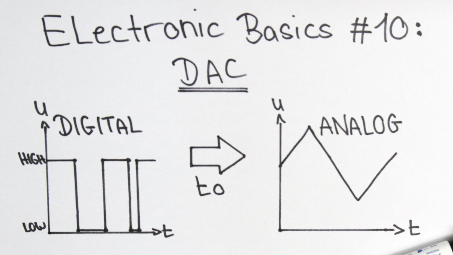 Digital Toog Converter Circuit Diagram