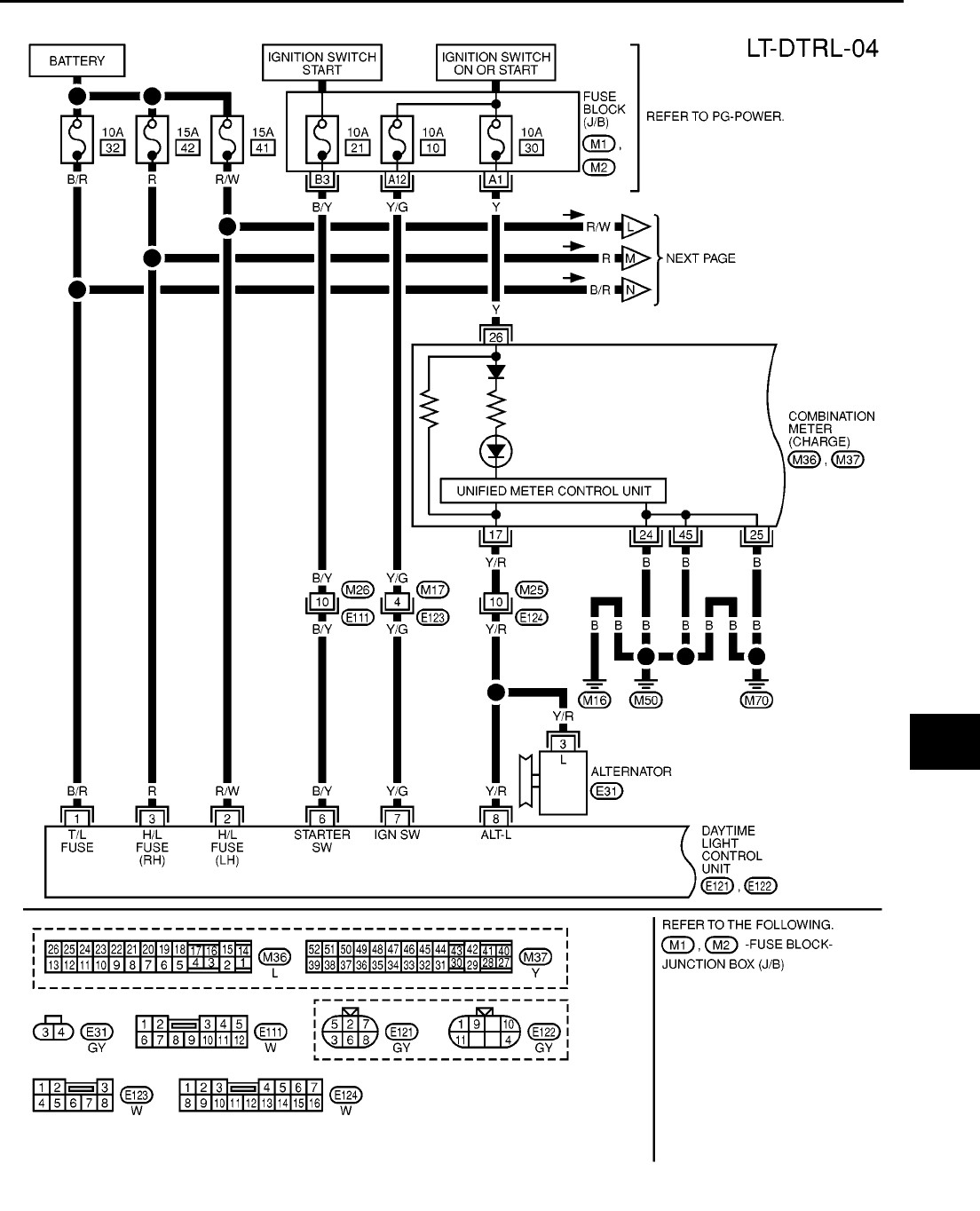Alternator Wiring Diagram Of Inside