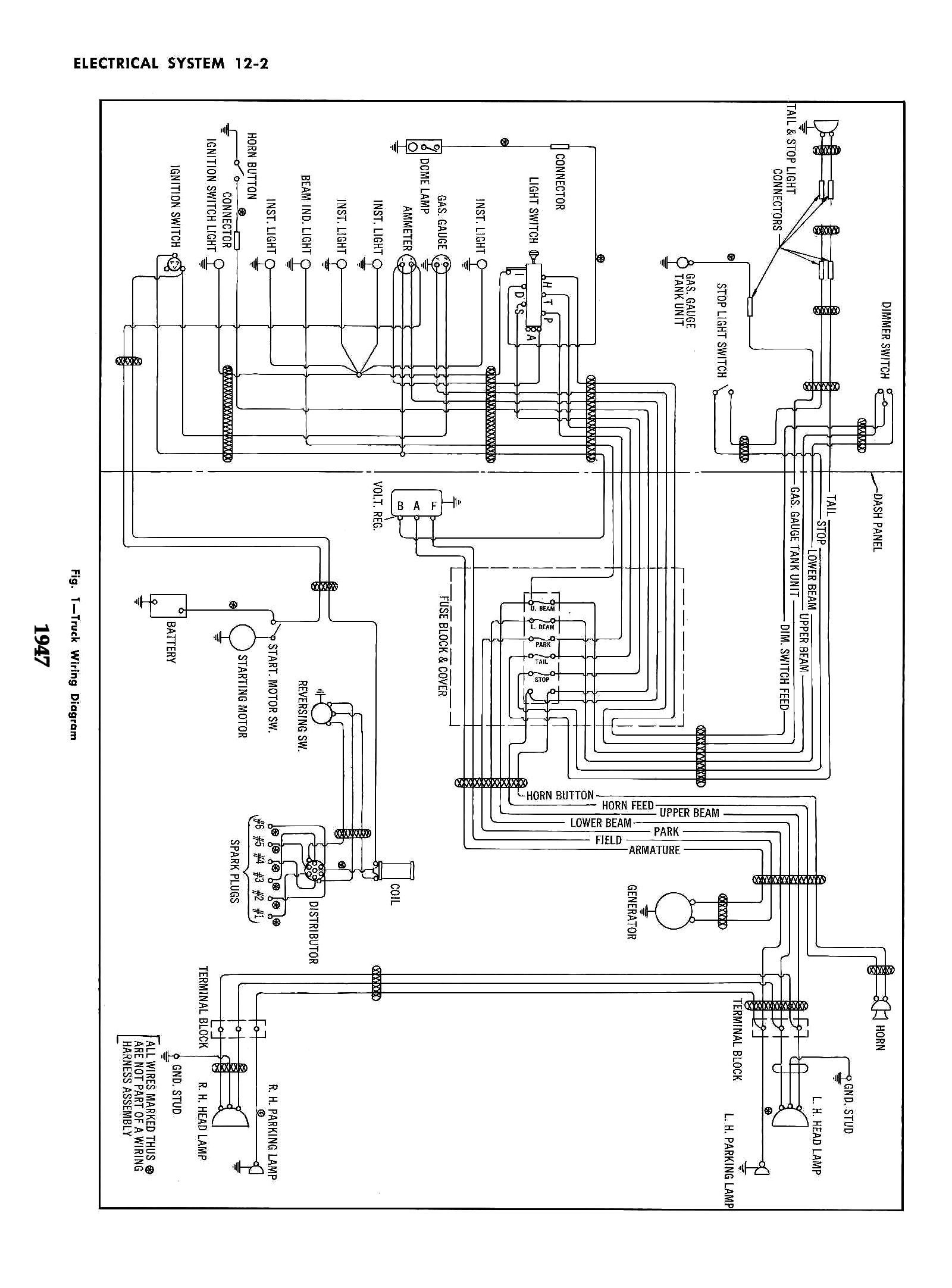 File Name Ford 8n Tractor Wiring Harnes Diagram
