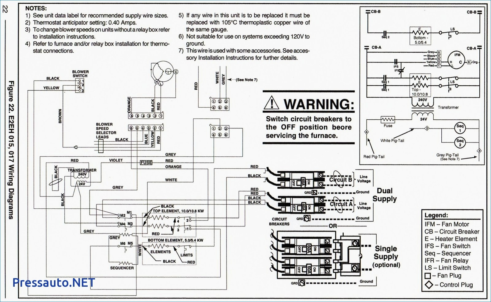 30 York Furnace Wiring Diagram