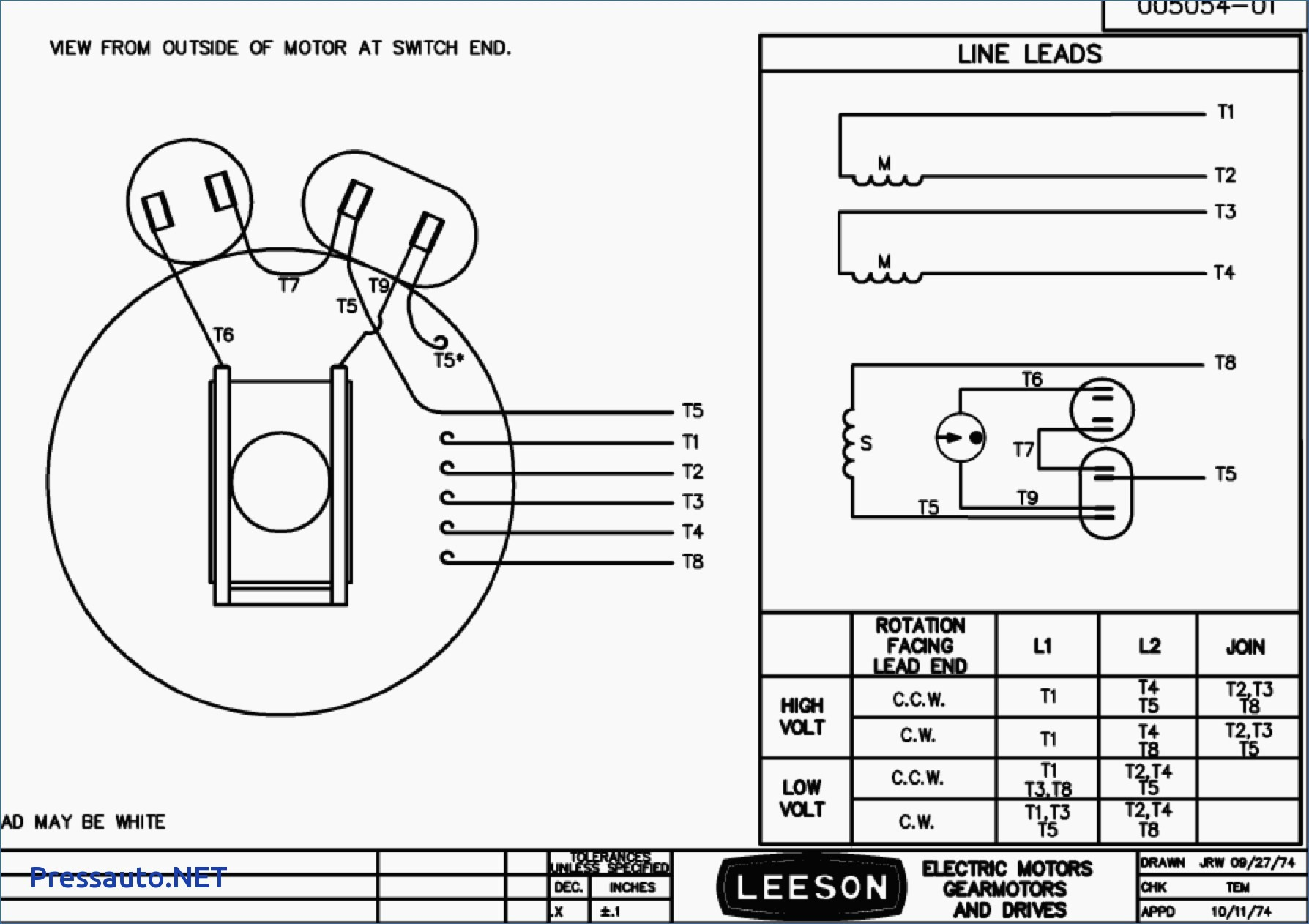 Magnetek Electric Motors Wiring Diagram Century Magnetek
