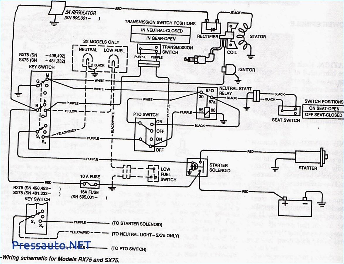 John Deere 332 Wiring Diagram