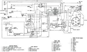 [WRG6760] Ferguson Te20 Wiring Diagram