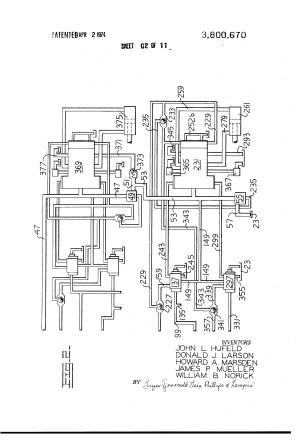 Massey Ferguson 240 Wiring Diagram | Wiring Diagram Library