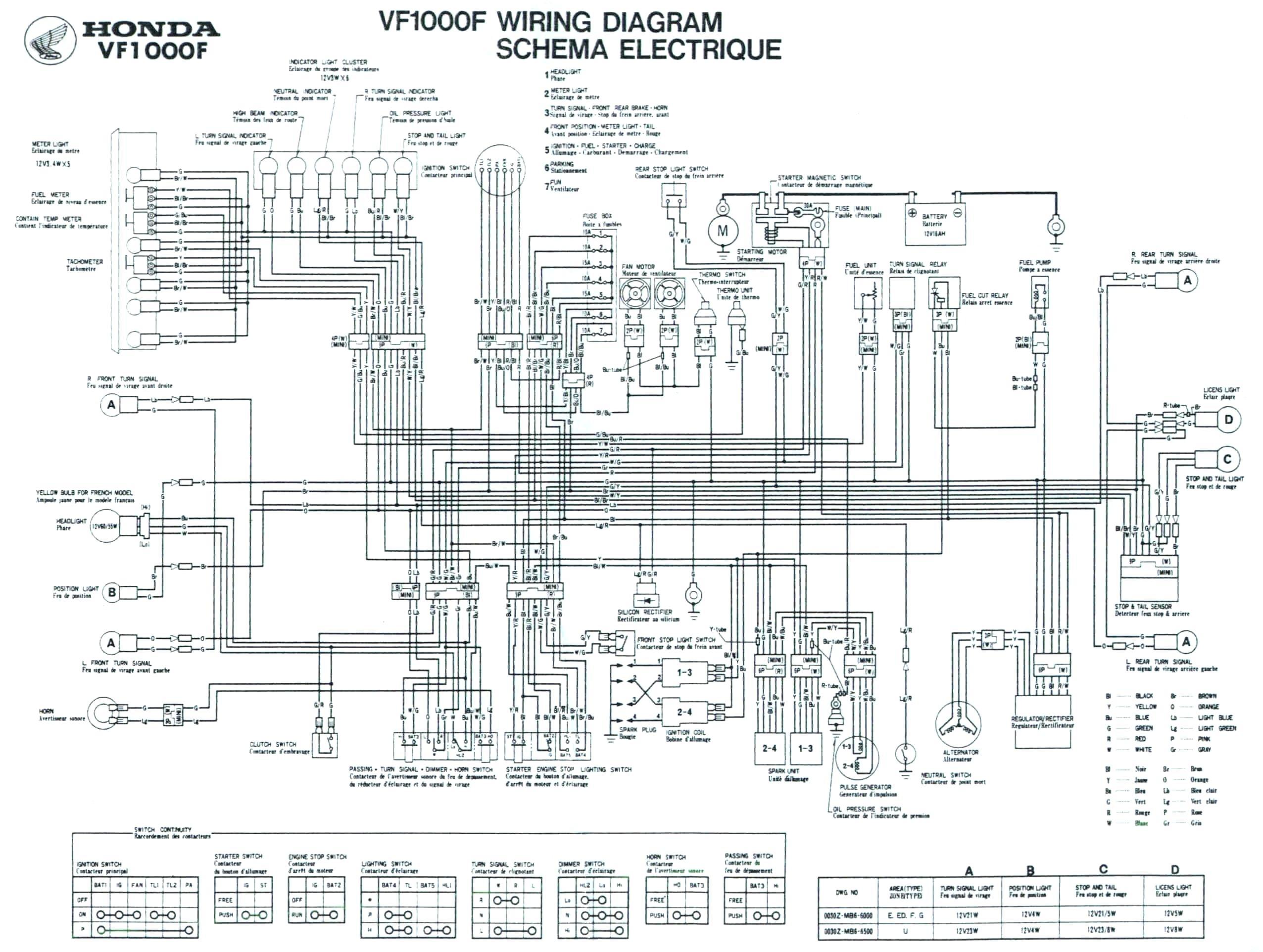 X7 Pocket Bike Wire Diagram