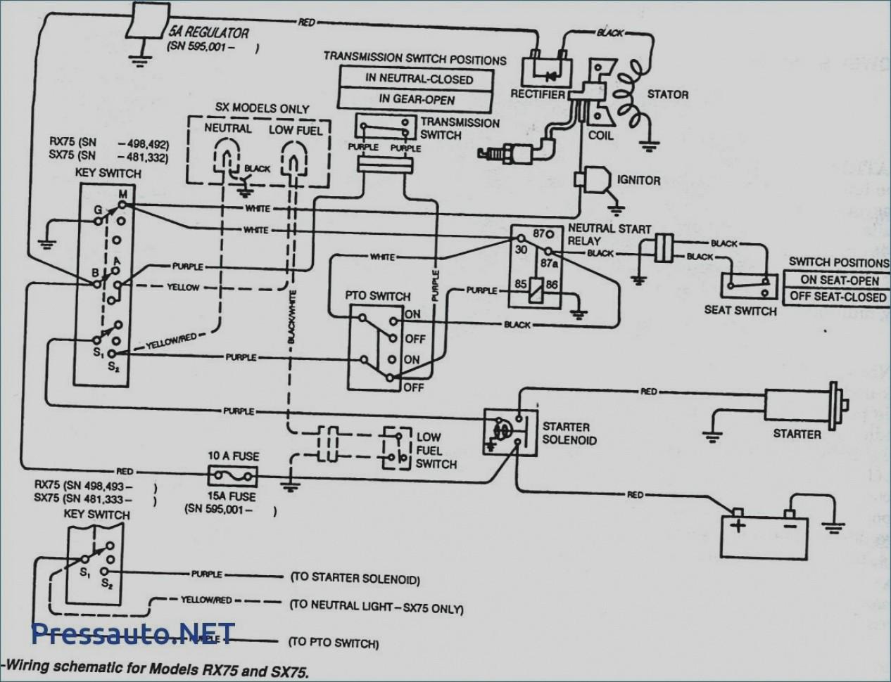 Pto Switch Wiring Diagram