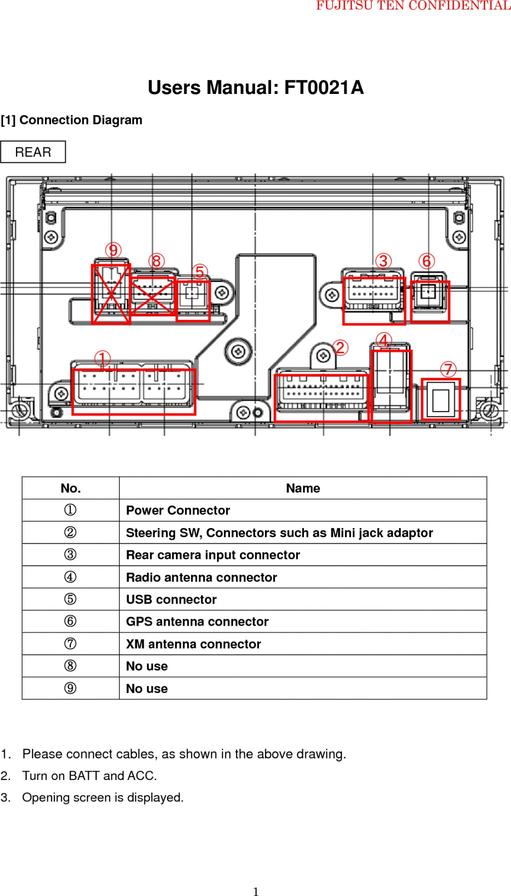 fujitsu ten wiring diagram toyota free download  u2022 oasis