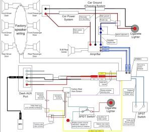 Toyota Fujitsu Ten 86120 Wiring Diagram | Wiring Diagram Image