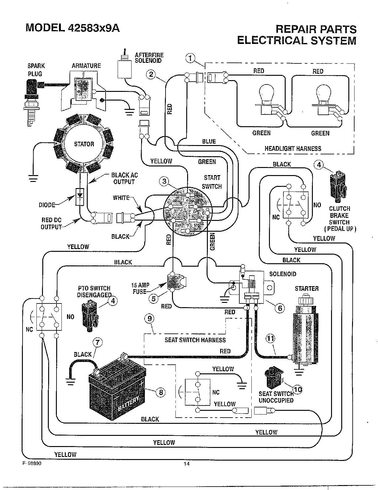 Lw004nr Wiring Diagram Murray