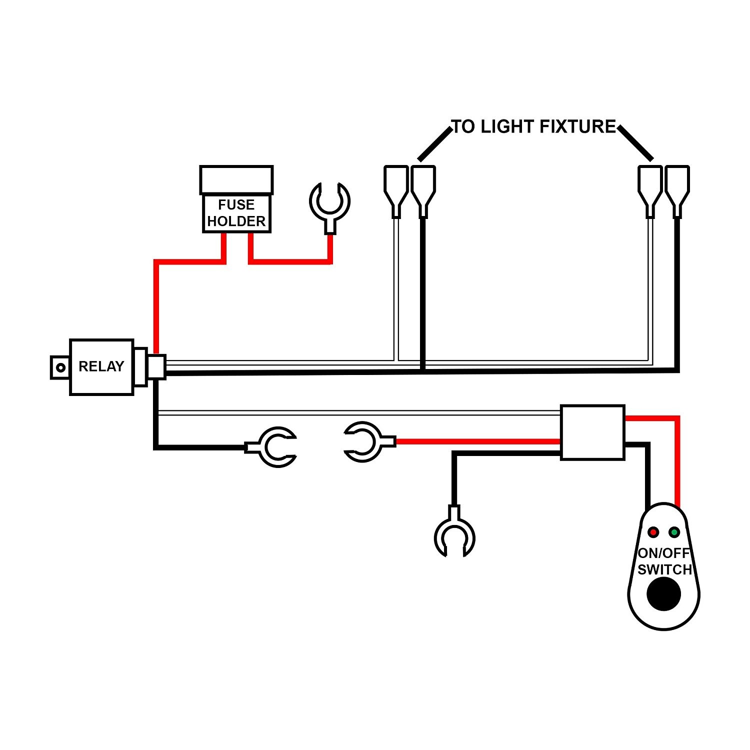 Wiring Led Light Bar Without Relay Elegant