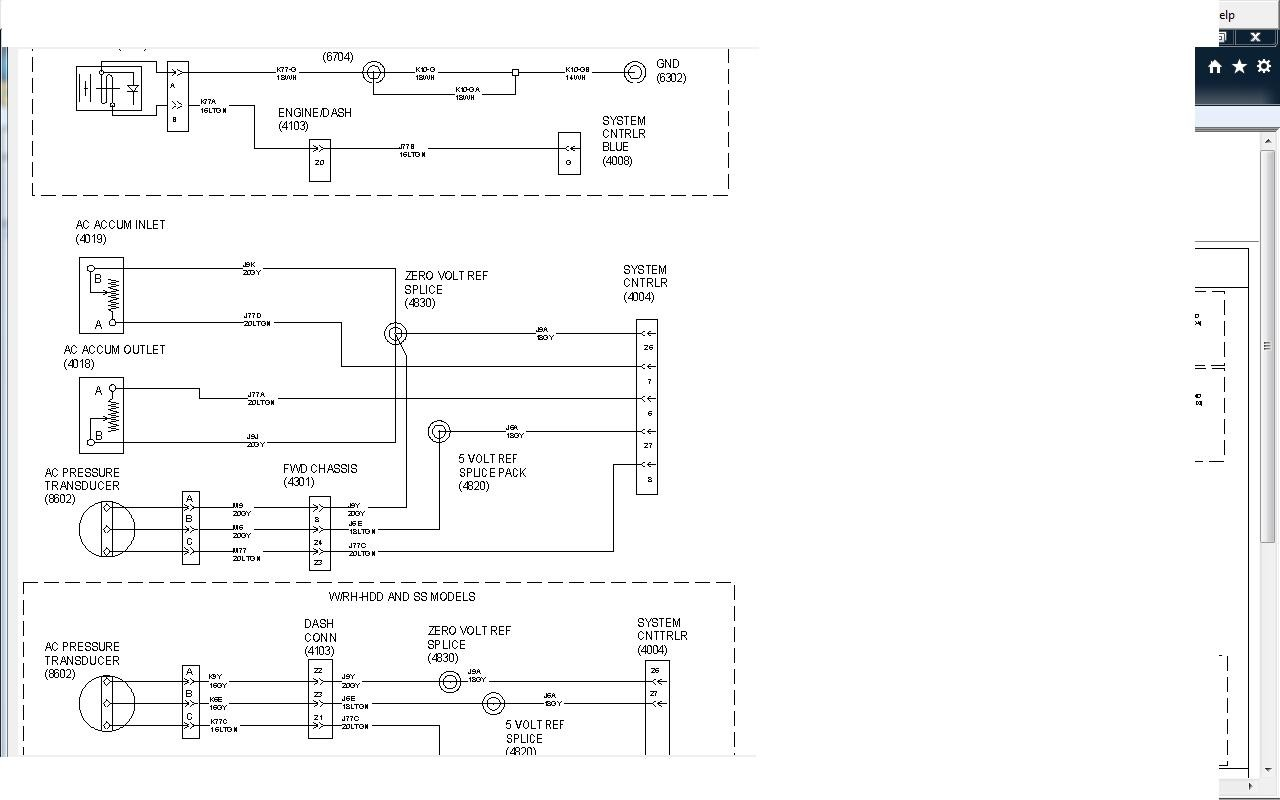 2001 Volvo Truck Ac Wiring Diagram Electrical Diagrams Ford F150 International 9400i Dodge