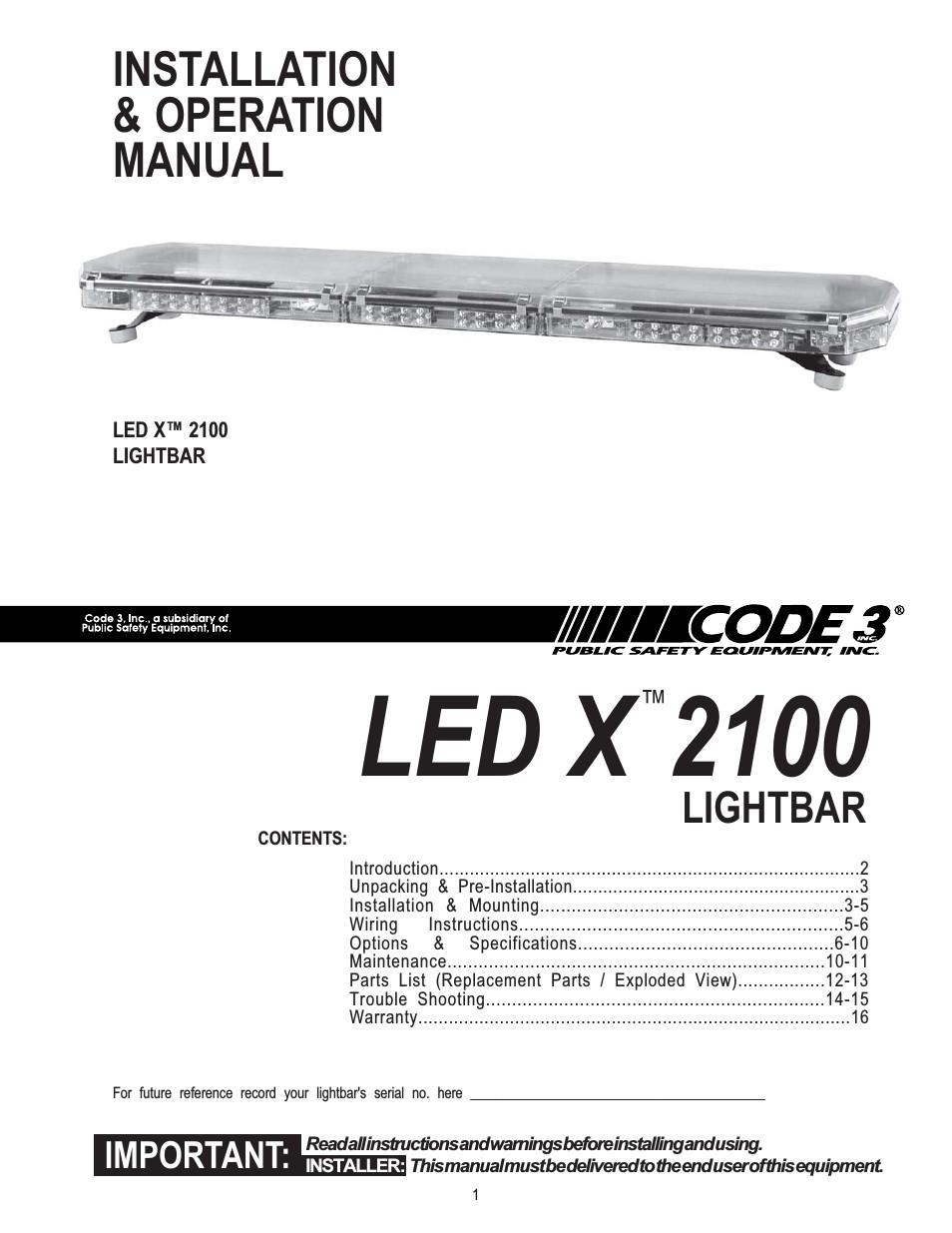 code 3 light bar wiring starting know about wiring diagram u2022 rh prezzy co code 3 mx7000 light bar wiring diagram Code 3 MX7000 Controller