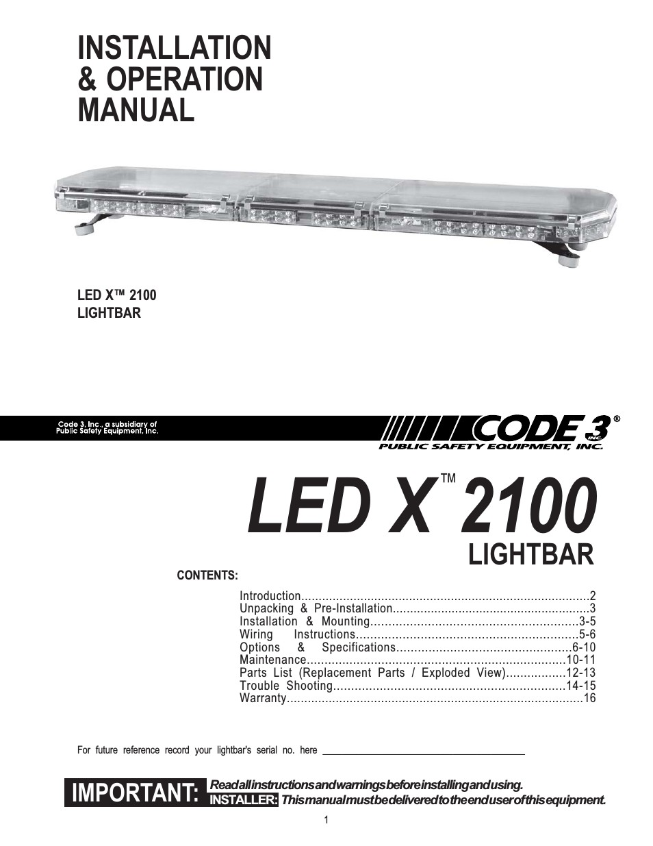 ... led x 2100 code 3 wiring wiring diagram services \u2022 code 3 mx7000  parts code