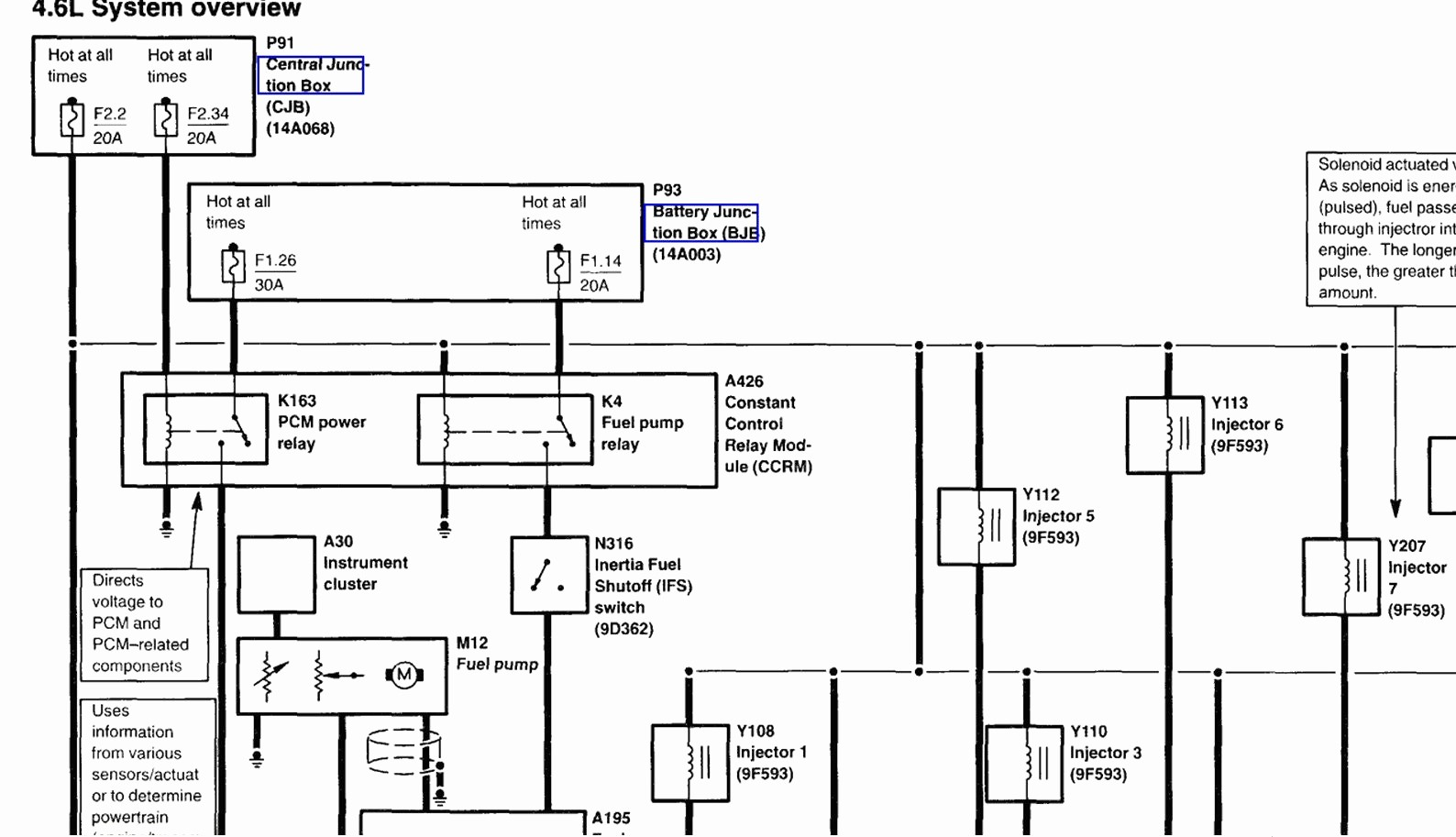 Ford F800 Relay Wiring Diagram