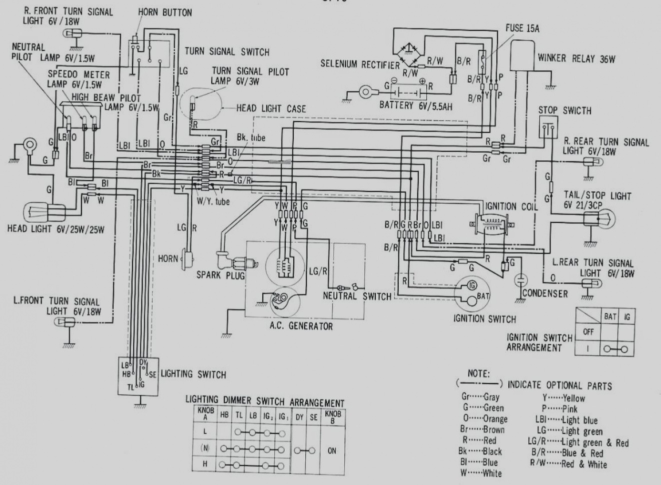 Honda Odyssey Wiring Diagram