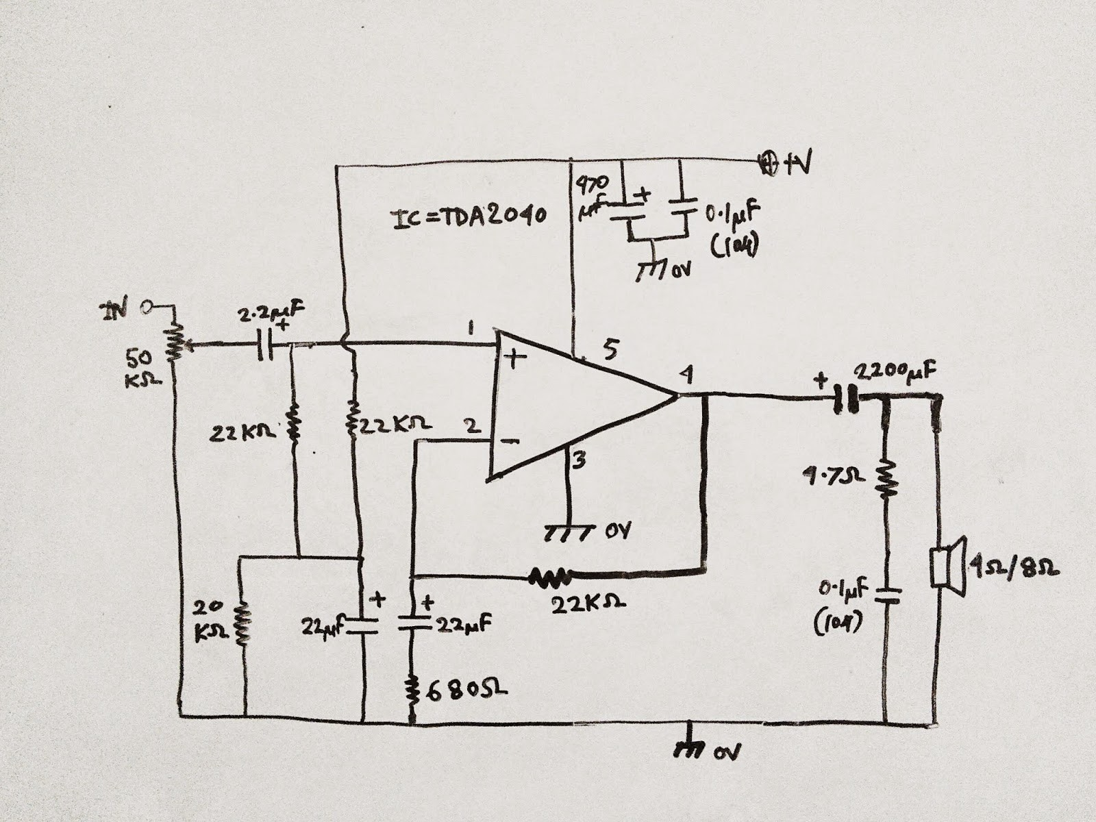 Tda Amplifier Awesome