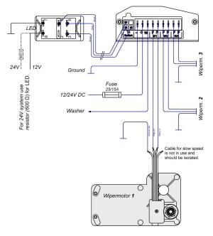 1997 Ford F150 Wiper Motor Wiring Diagram  Wiring Diagram