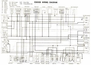 Yamaha V Star 950 Wiring Diagram | Online Wiring Diagram