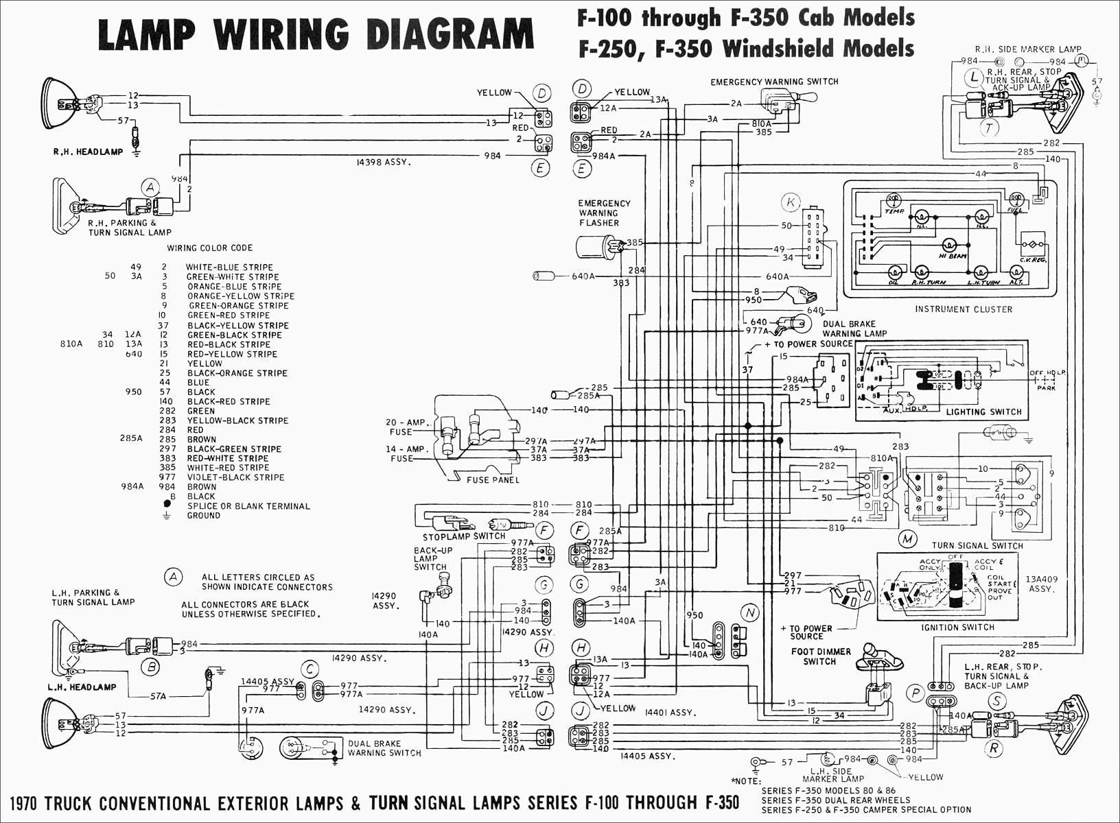 97 Chevy Brake Light Wiring Diagram