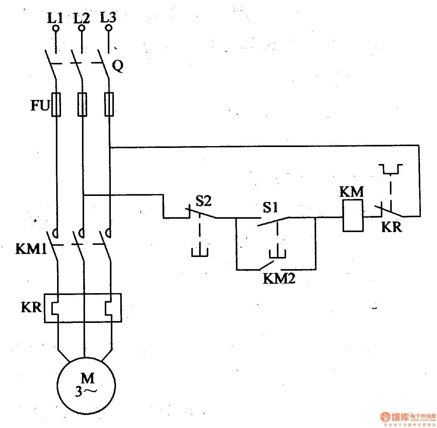 Start Stop Control Wiring Diagram