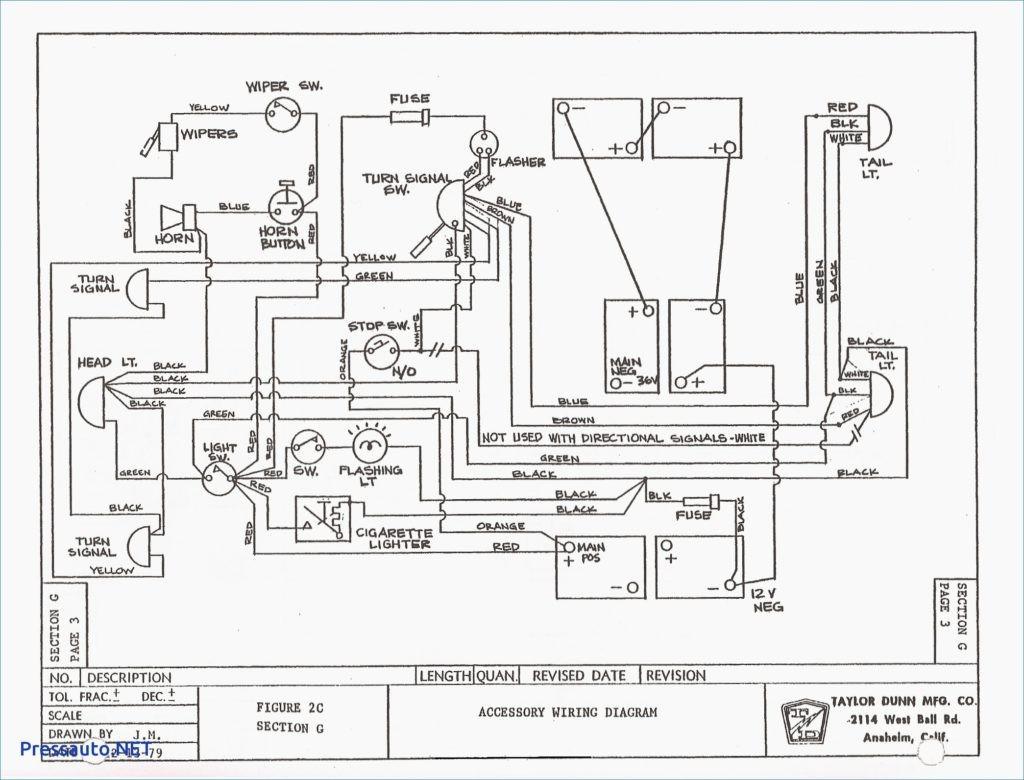 Yamaha Golf Car Wiring Diagram