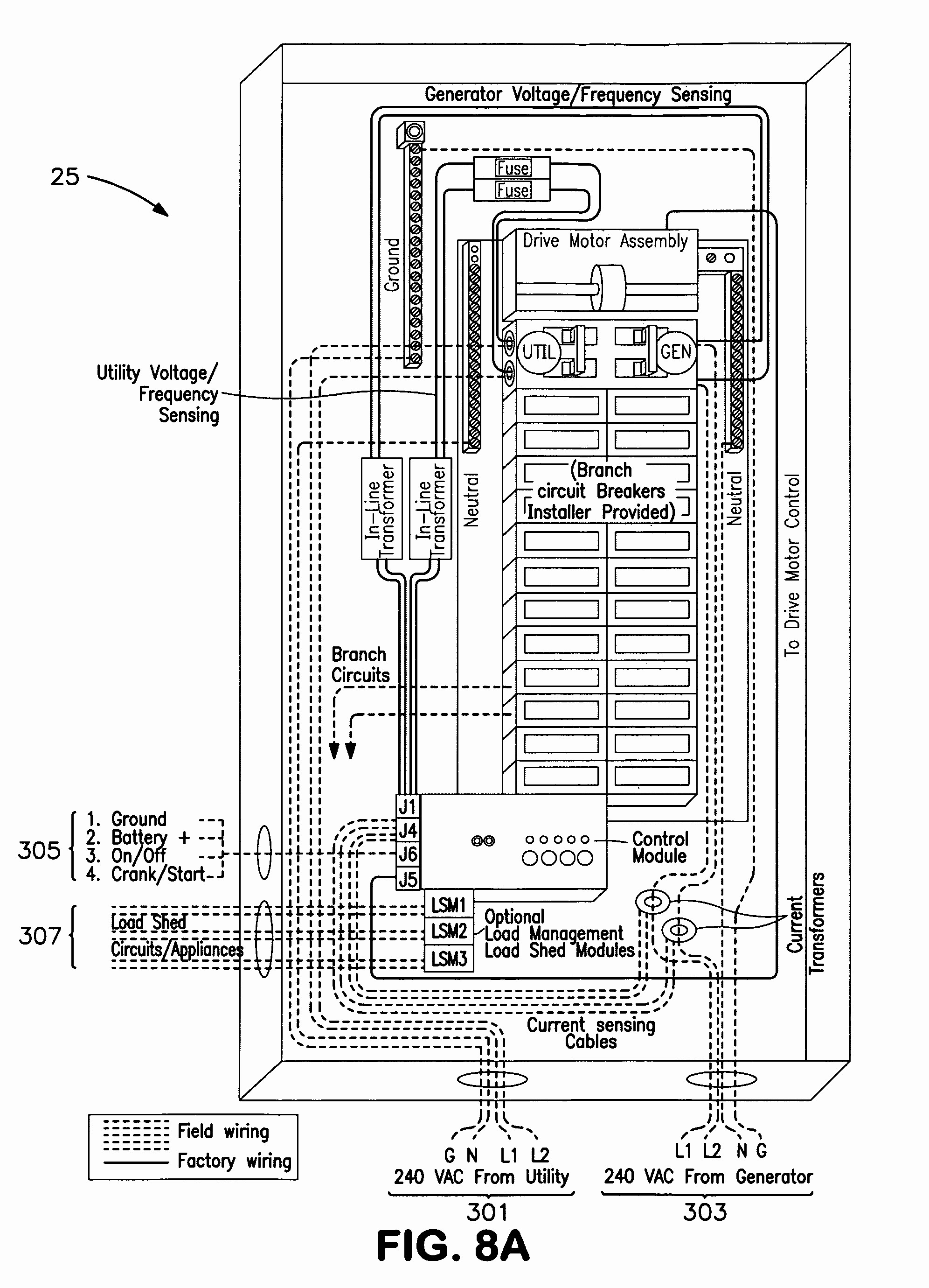 100 Amp Transfer Switch Wiring Diagram