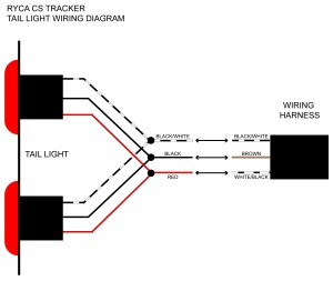 Grote Tail Light Wire Diagram | Wiring Library