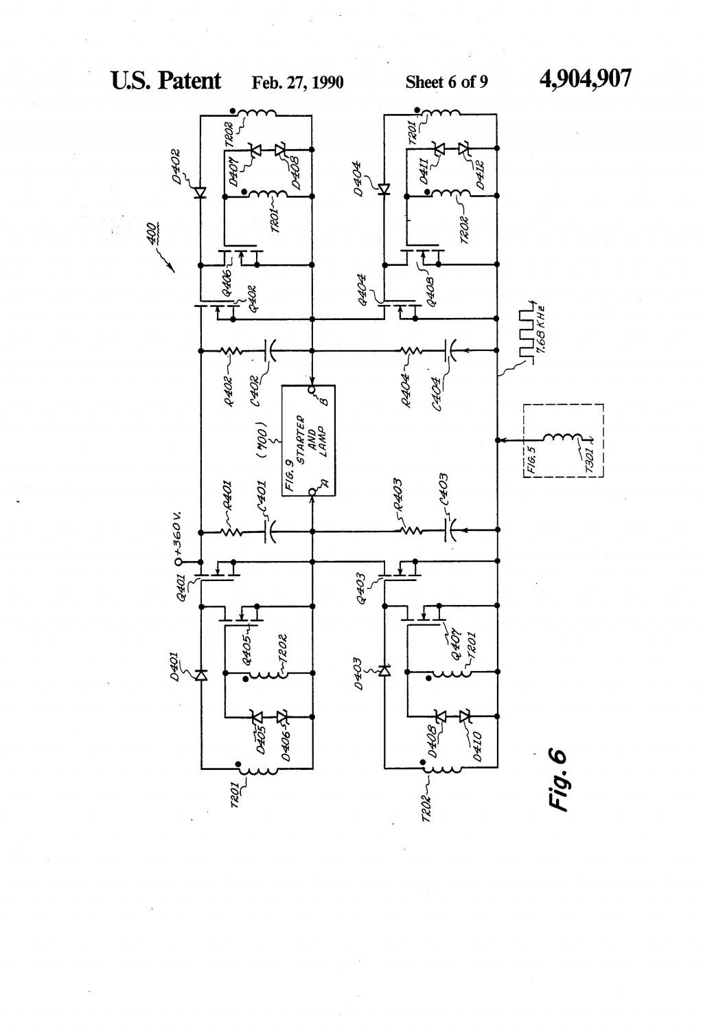 175 Watt Metal Halide Ballast Wiring Diagram