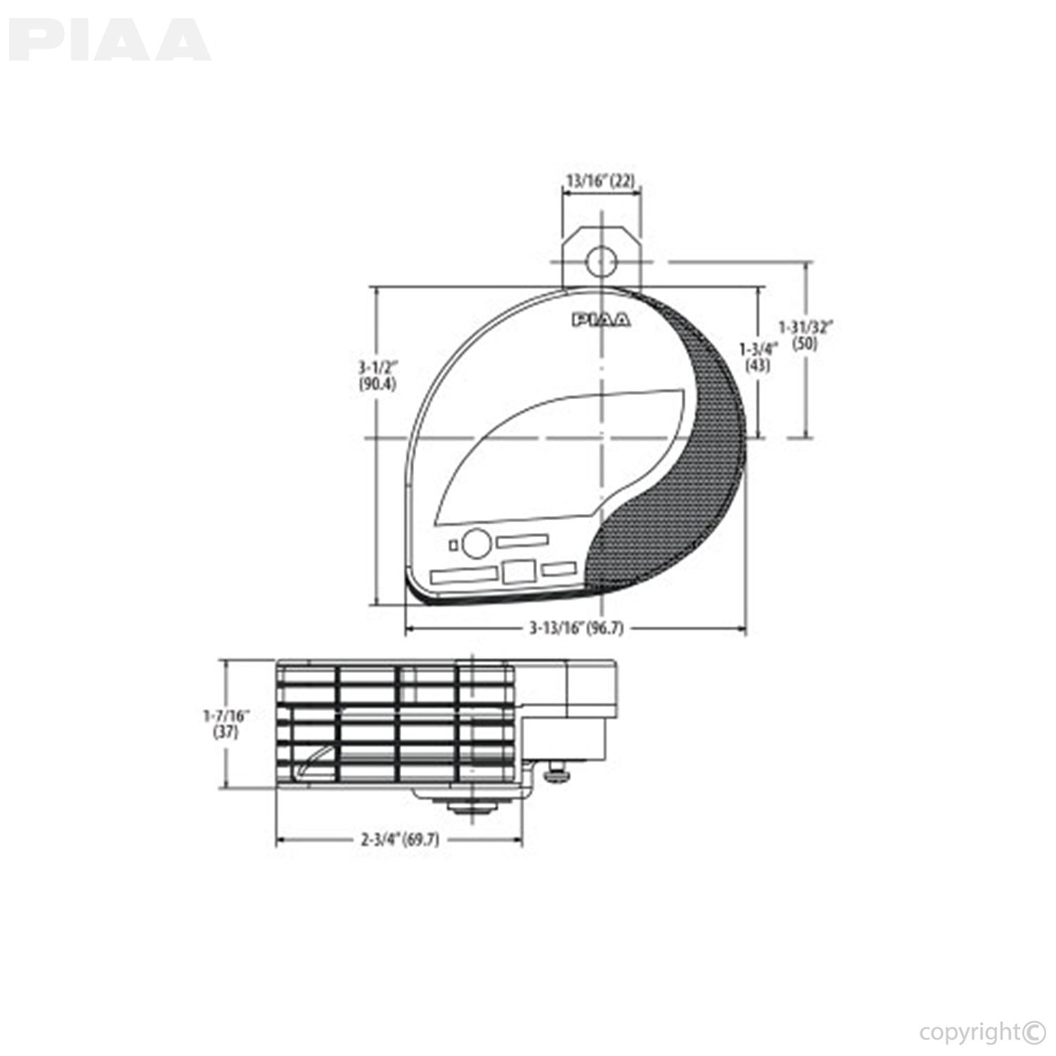 Piaa Light Wiring Diagram