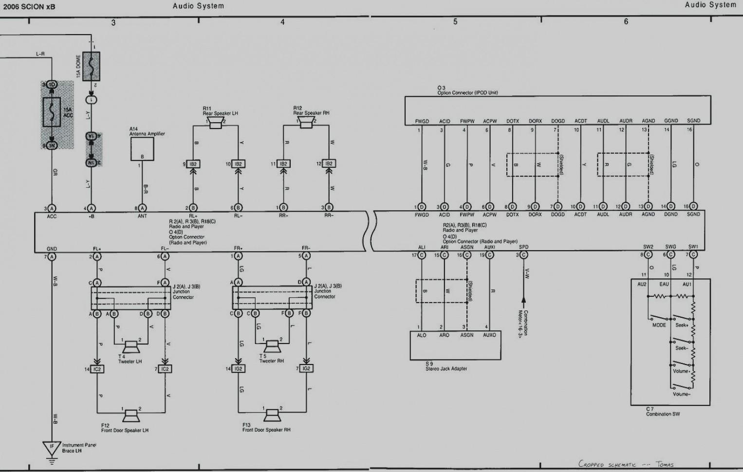 Scion Tc Serpentine Belt Diagram