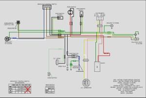 [WRG4669] Tao Tao Vip 50cc Scooter Wiring Diagram