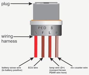 91 Chevrolet Alternator Wiring Plug