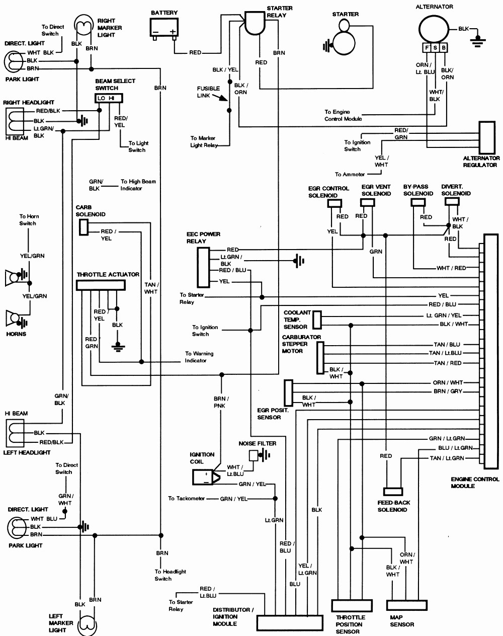 Ford 5000 Gas Wiring Harness Manual E Books
